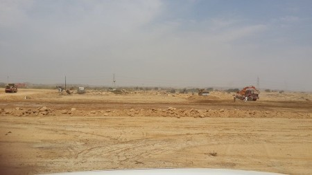 Bahria Town Karachi Latest Progress Update - March 2014 (3)