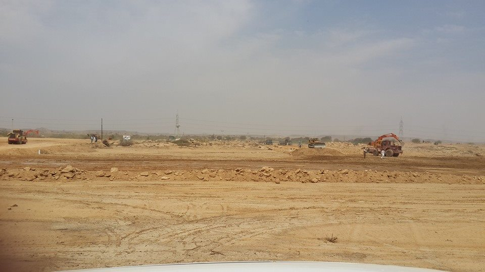 Bahria Town Karachi Latest Progress Update – March 2014 (3)