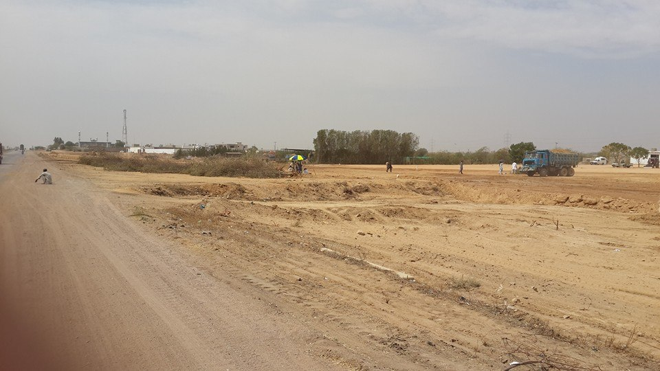 Bahria Town Karachi Latest Progress Update – March 2014 (4)