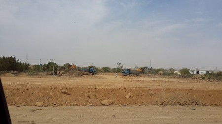 Bahria Town Karachi Latest Progress Update - March 2014 (5)