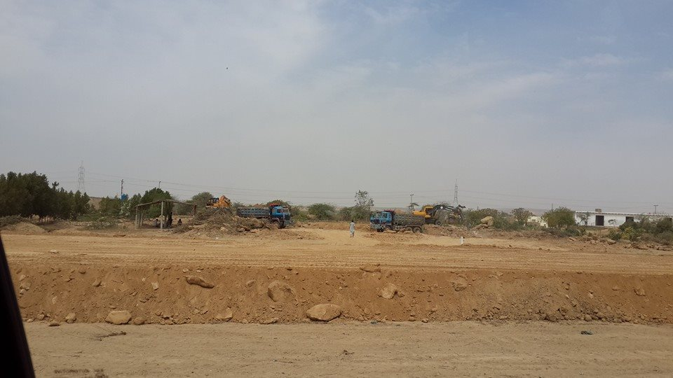 Bahria Town Karachi Latest Progress Update – March 2014 (5)