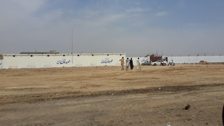 Bahria Town Karachi Latest Progress Update - March 2014 (9)