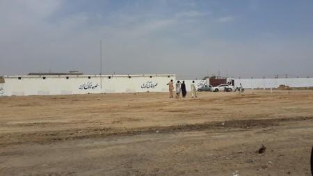 Bahria Town Karachi Latest Progress Update - March 2014 (9)