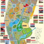 Bahria Town Karachi - Master Plan