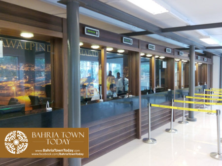 Bahria Town Customer Care Centre in Bahria Town Icon - Clifton, Karachi  (1)
