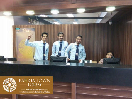 Bahria Town Customer Care Centre in Bahria Town Icon - Clifton, Karachi  (3)