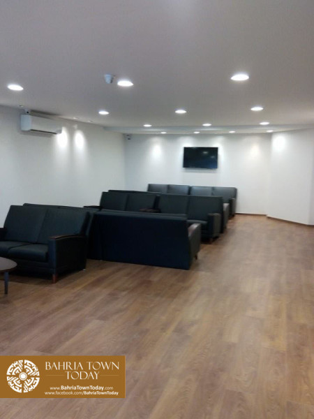 Bahria Town Customer Care Centre in Bahria Town Icon - Clifton, Karachi  (4)