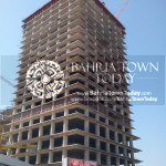 Bahria Town Icon Karachi Latest Progress Update – April 2014