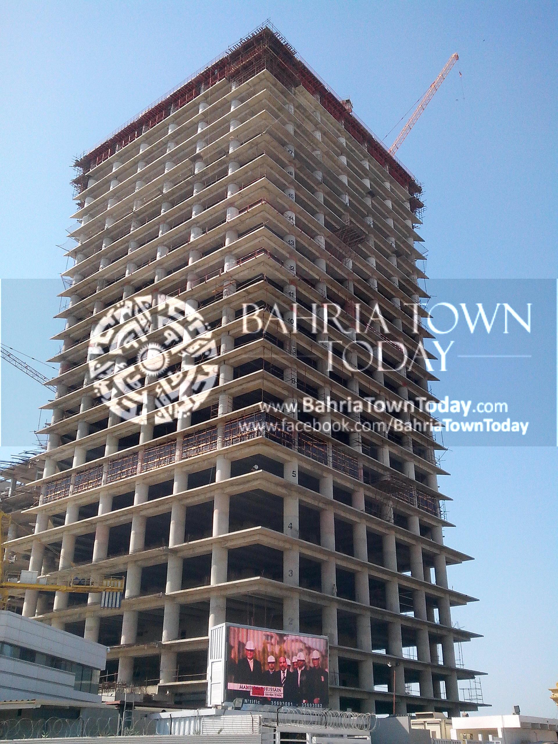 Bahria Town Icon Karachi