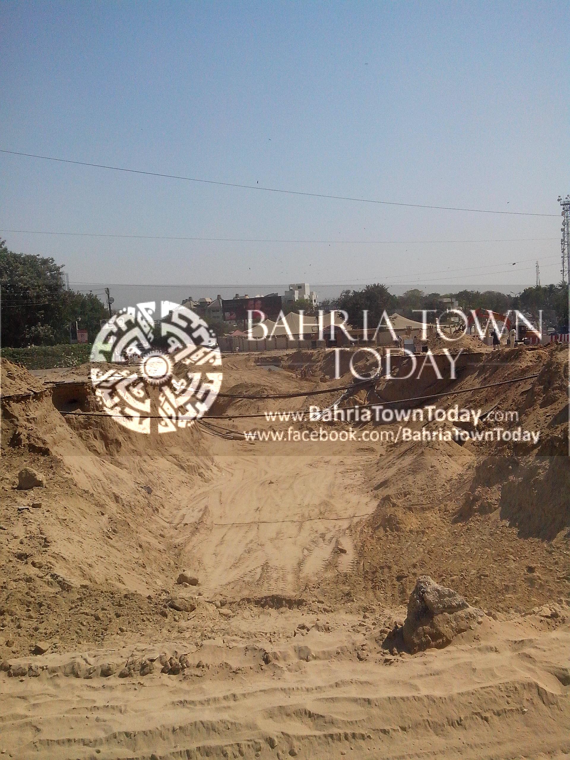 Bahria Town Icon Clifton