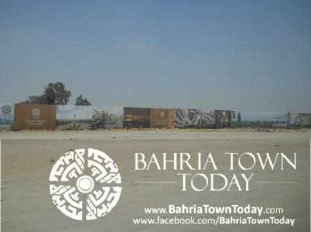 Bahria Town Karachi On-Site Briefing by Ali Riaz Malik (CEO - Bahria Town) (1)