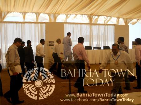 Bahria Town Karachi On-Site Briefing by Ali Riaz Malik (CEO - Bahria Town) (10)