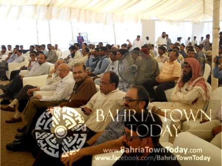 Bahria Town Karachi On-Site Briefing by Ali Riaz Malik (CEO - Bahria Town) (14)
