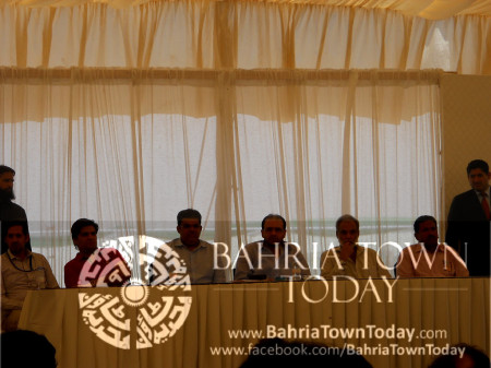 Bahria Town Karachi On-Site Briefing by Ali Riaz Malik (CEO - Bahria Town) (15)