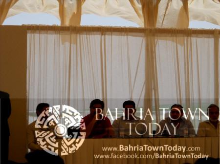 Bahria Town Karachi On-Site Briefing by Ali Riaz Malik (CEO - Bahria Town) (16)