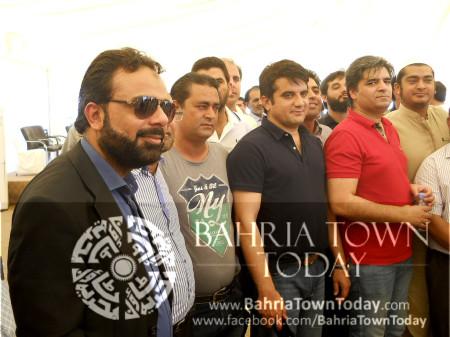 Bahria Town Karachi On-Site Briefing by Ali Riaz Malik (CEO - Bahria Town) (19)