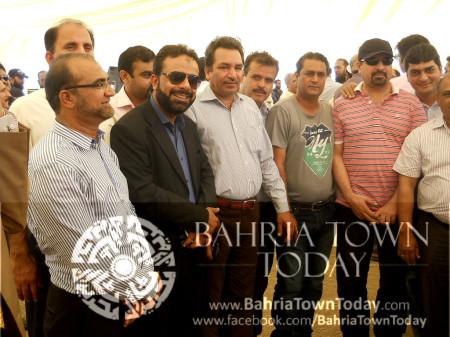 Bahria Town Karachi On-Site Briefing by Ali Riaz Malik (CEO - Bahria Town) (20)