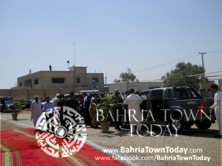 Bahria Town Karachi On-Site Briefing by Ali Riaz Malik (CEO - Bahria Town) (22)