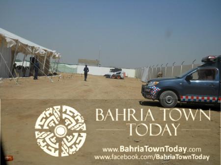 Bahria Town Karachi On-Site Briefing by Ali Riaz Malik (CEO - Bahria Town) (23)