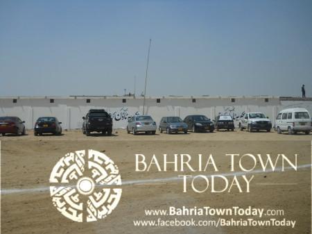 Bahria Town Karachi On-Site Briefing by Ali Riaz Malik (CEO - Bahria Town) (5)