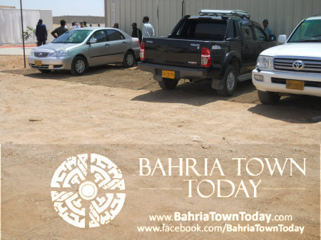 Bahria Town Karachi On-Site Briefing by Ali Riaz Malik (CEO - Bahria Town) (7)