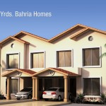[Render] 125 Square Yards Bahria Homes in Bahria Town Karachi