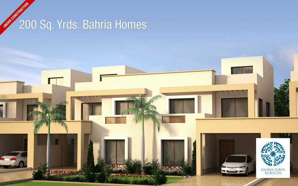 [Render] 200 Square Yards Bahria Home in Bahria Town Karachi
