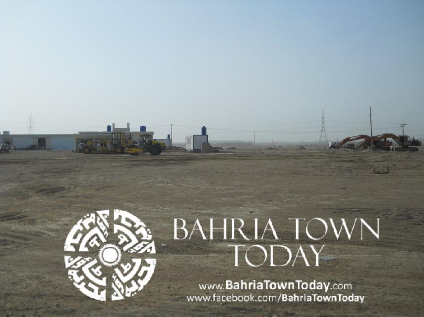 Bahria Town Karachi Latest Progress Update – May 2014 (11)