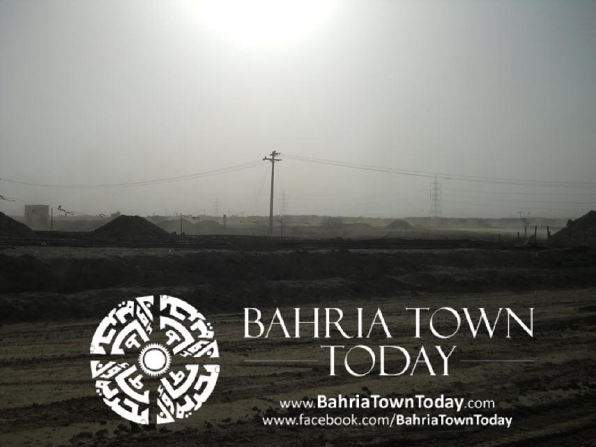 Bahria Town Karachi Latest Progress Update – May 2014 (15)