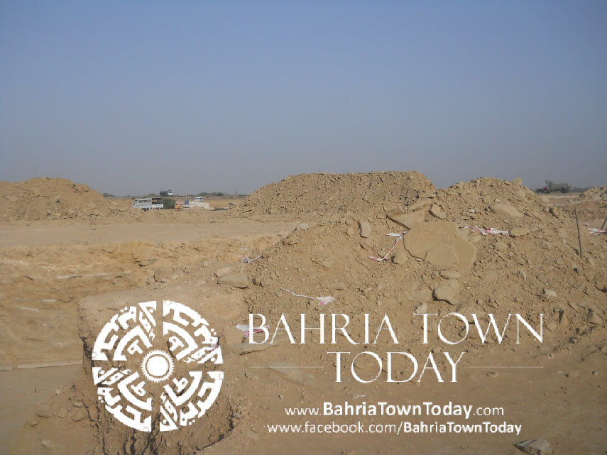 Bahria Town Karachi Latest Progress Update – May 2014 (21)