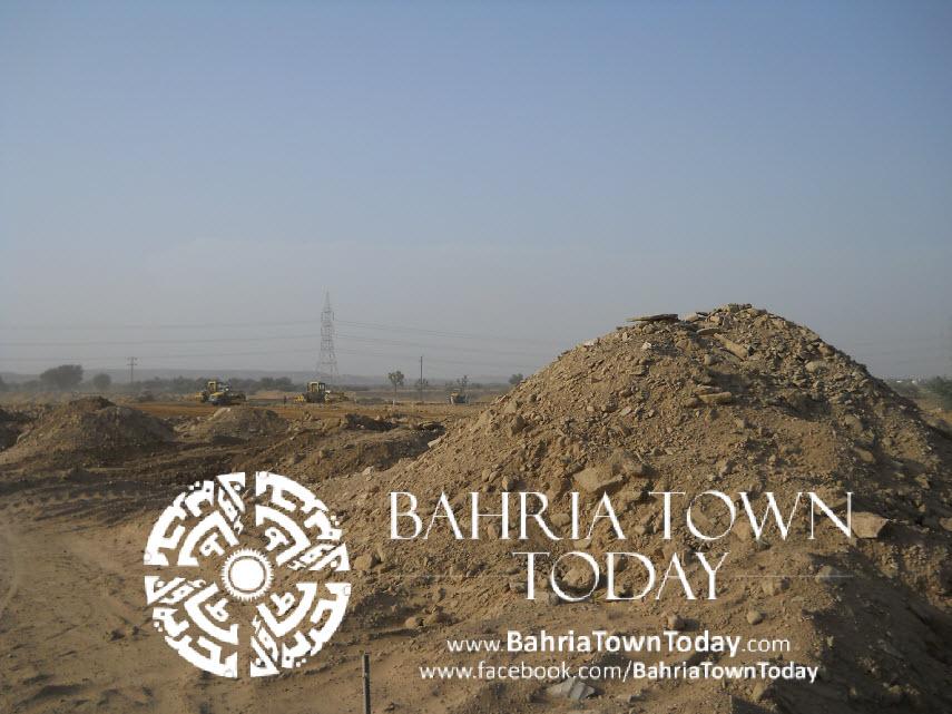 Bahria Town Karachi Latest Progress Update – May 2014 (22)