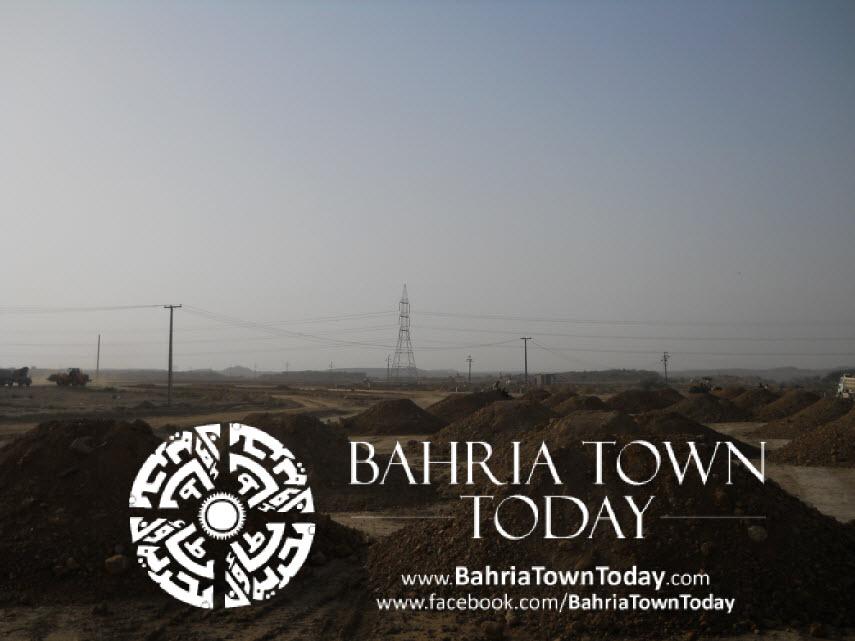 Bahria Town Karachi Latest Progress Update – May 2014 (25)