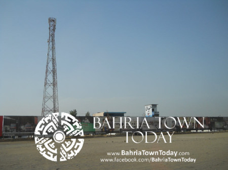 Bahria Town Karachi Latest Progress Update - May 2014 (3)