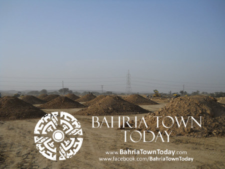 Bahria Town Karachi Latest Progress Update - May 2014 (32)