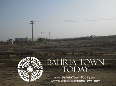 Bahria Town Karachi Latest Progress Update - May 2014 (33)