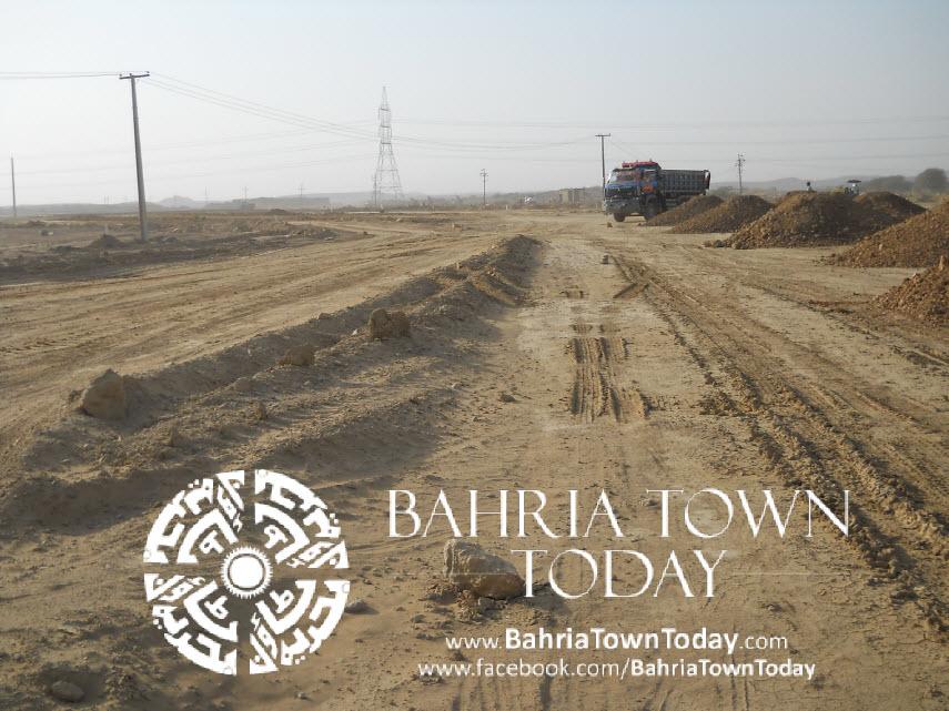 Bahria Town Karachi Latest Progress Update – May 2014 (34)