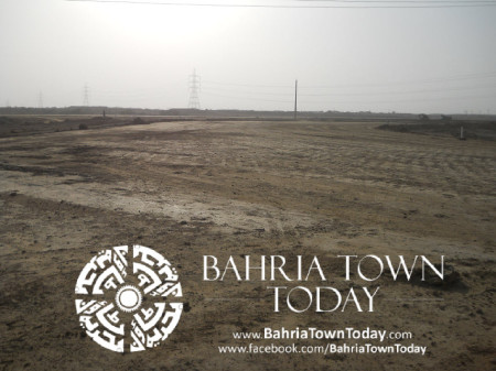 Bahria Town Karachi Latest Progress Update - May 2014 (39)