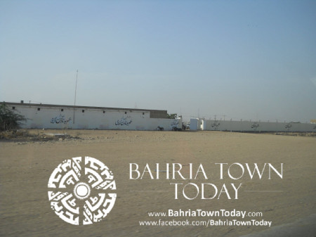 Bahria Town Karachi Latest Progress Update - May 2014 (4)