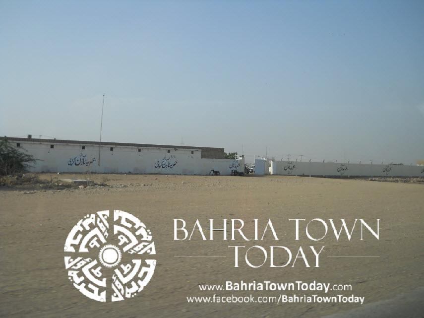 Bahria Town Karachi Latest Progress Update – May 2014 (4)