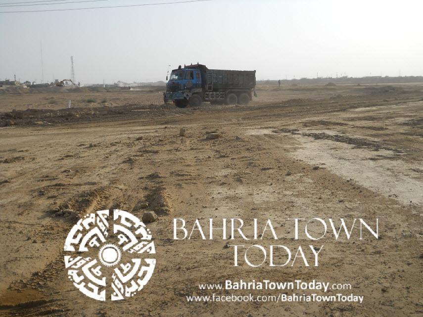 Bahria Town Karachi Latest Progress Update – May 2014 (40)