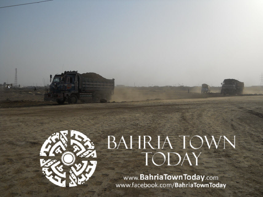 Bahria Town Karachi Latest Progress Update – May 2014 (43)