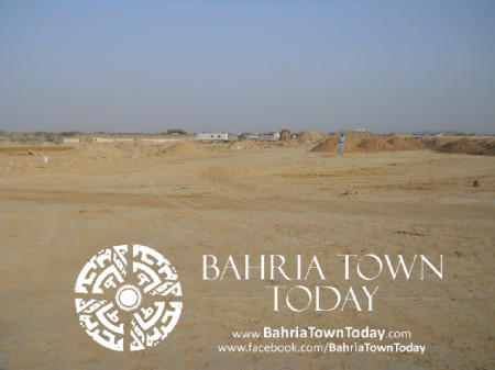 Bahria Town Karachi Latest Progress Update - May 2014 (44)