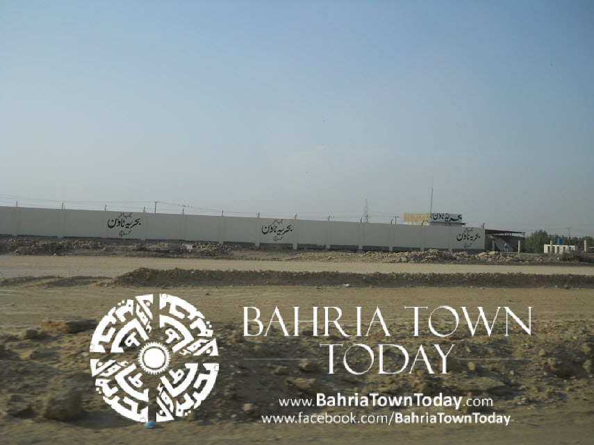Bahria Town Karachi Latest Progress Update – May 2014 (5)