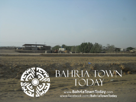 Bahria Town Karachi Latest Progress Update - May 2014 (6)