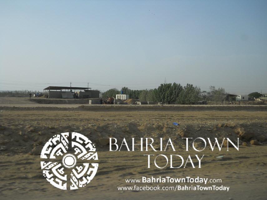 Bahria Town Karachi Latest Progress Update – May 2014 (6)