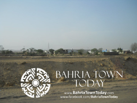 Bahria Town Karachi Latest Progress Update - May 2014 (7)