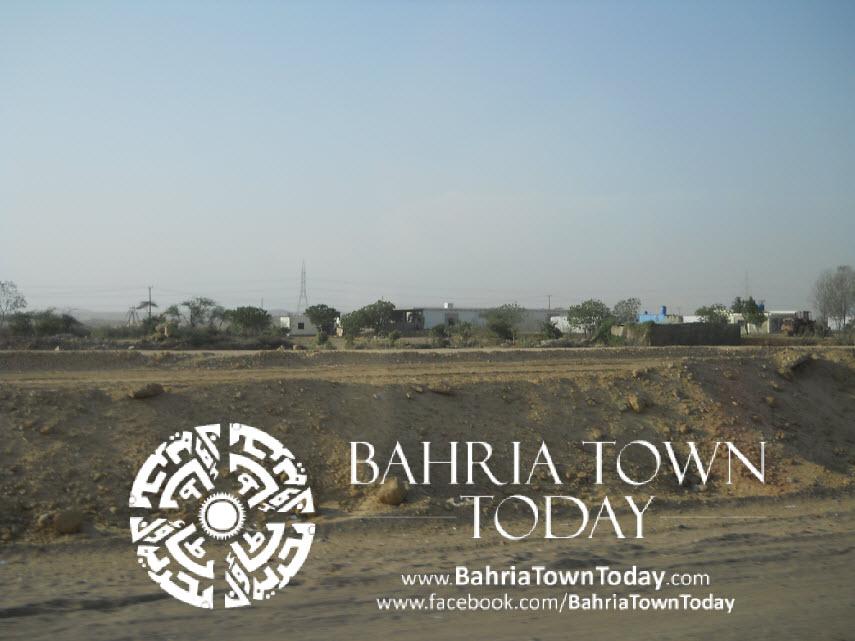 Bahria Town Karachi Latest Progress Update – May 2014 (7)