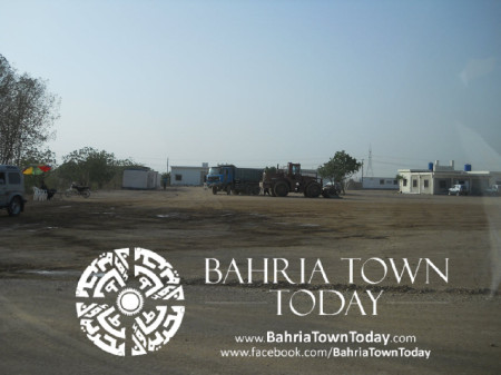 Bahria Town Karachi Latest Progress Update - May 2014 (9)