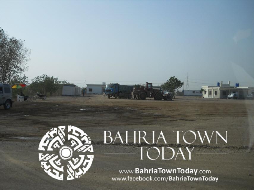Bahria Town Karachi Latest Progress Update – May 2014 (9)