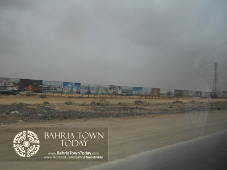 Bahria Town Karachi Latest Progress Update - June 2014 (1)